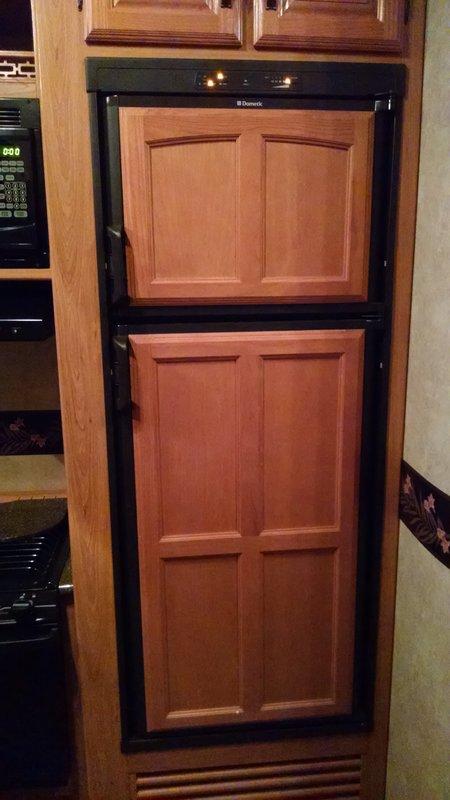Parts & Accessories | Dometic 2 Way RV Refrigerator Model