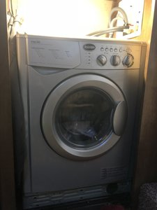 Splendide 7100xc all in one washer and dryer