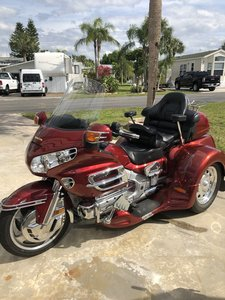 Honda Goldwing Trike 2002