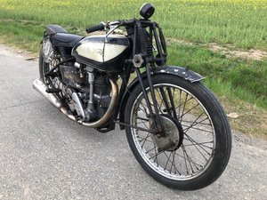 1937 Norton 350ccinternational