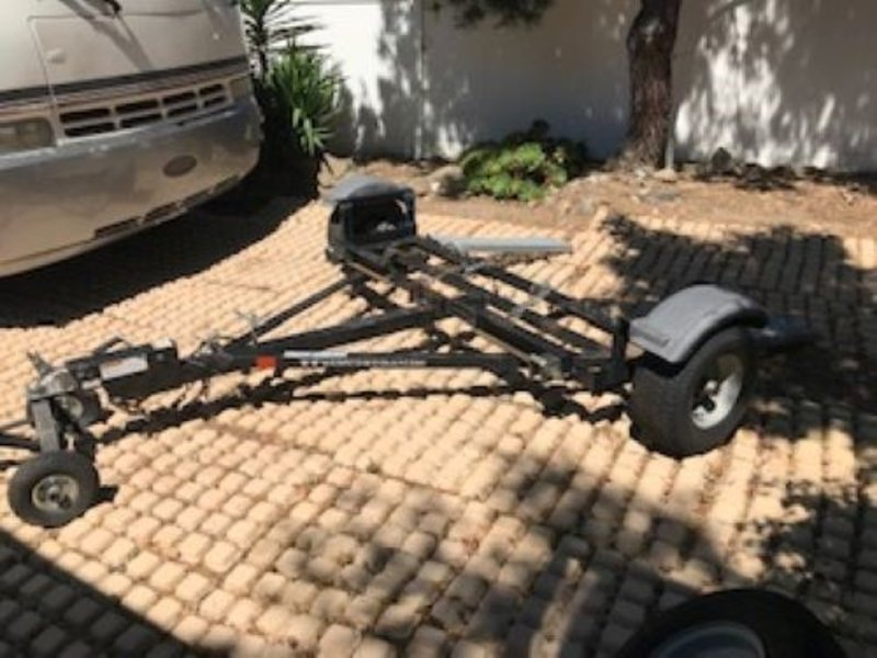 Parts & Accessories | Acme Car Tow Dolly - Esocndido