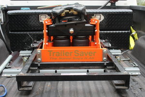 Trailer Saver Air Ride Fifth Wheel Hitch