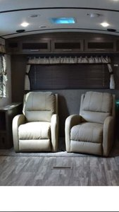 2 Recliners  NEW  550 obo