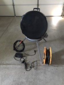 RV satalite antenna