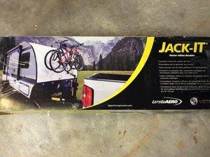 JackIt Double Bike Rack
