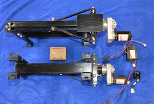 StabiLite Stabilizers for Sprinterbased Class C Motorhome
