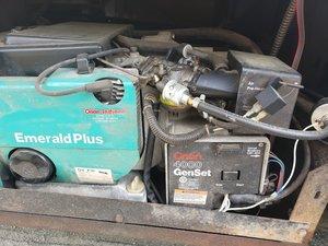 OnanCummins 4000 generator RV only