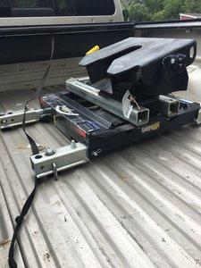 Pullrite 5th Wheel Slider Hitch