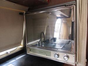 Airstream Oven