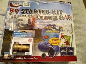 New RV Starter Kit