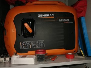GENERAC GP3000I