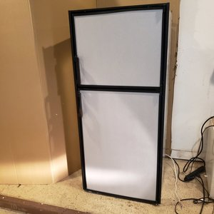 Dometic RV Refrigerator  6 cubic foot GasElectric
