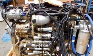 2008 Cummins ISLT400 Diesel Engine CM850 Serial 46968892