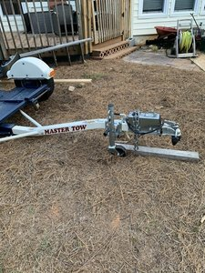 Used Master Tow Dolly 80THDSB