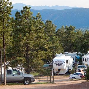 Colorado Heights Camping Membership