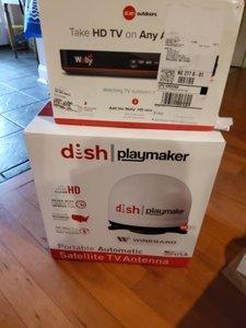 Dish Playmaker Portable RV Antenna