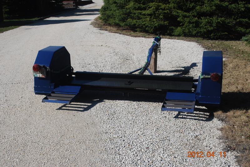 Parts & Accessories - Tow Dolly