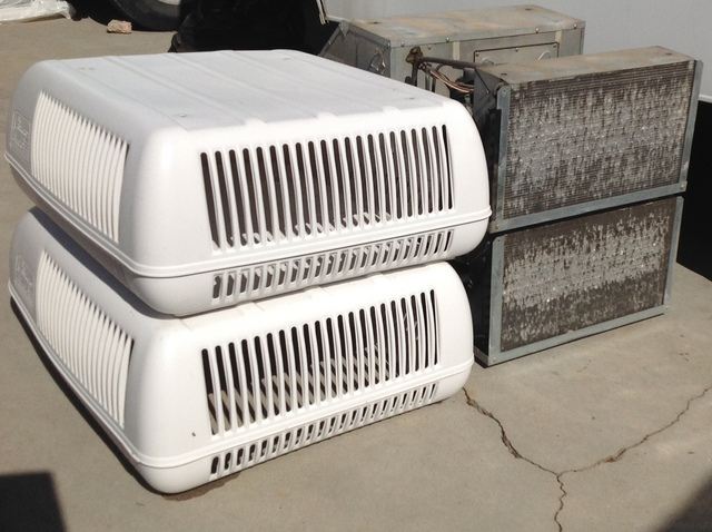 Parts & Accessories - Used air conditioners
