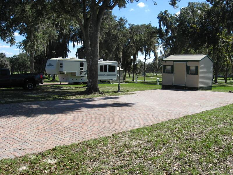 Property Rv Deeded Lot Ft Mccoy Florida Rvt Com