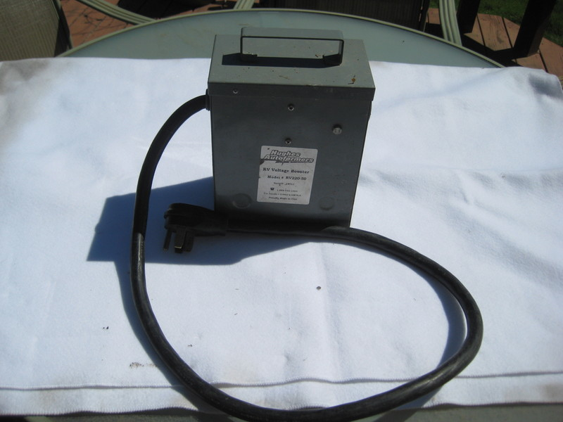 Parts & Accessories - 50 AMP Hughes Autoformer