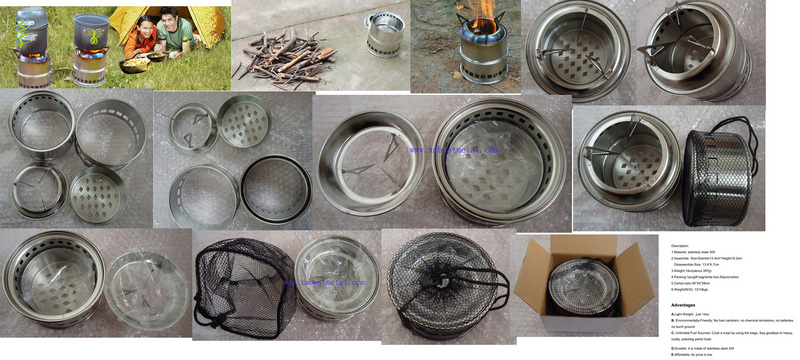 Parts & Accessories - Camping Stoves