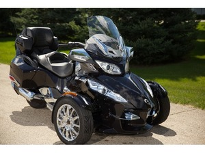 2010 CanAm Spyder Roadster RTS Touring